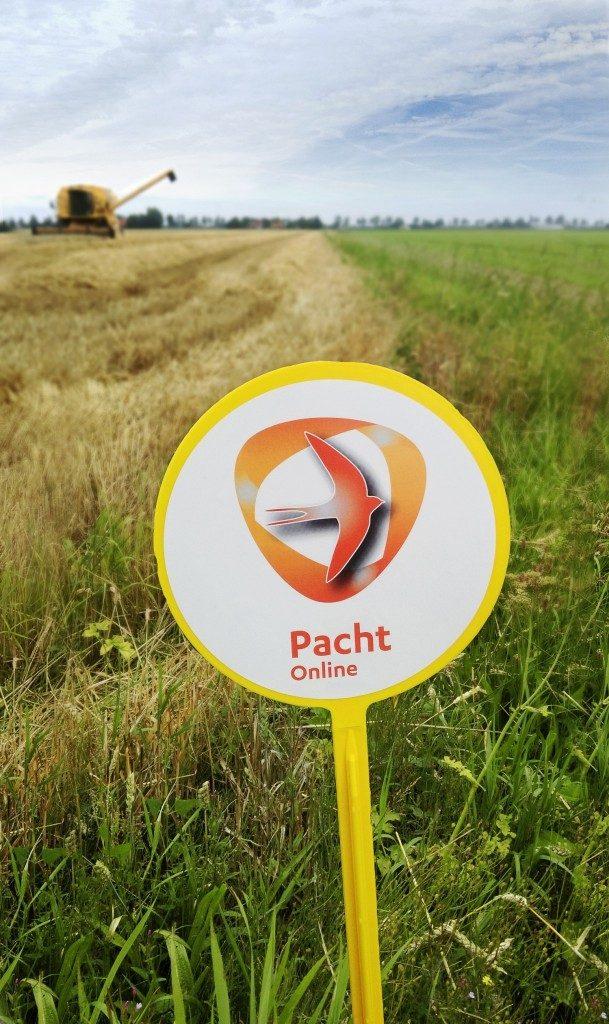Afbeelding voor Veel belangstelling voor eerste online verpachtingen via Pachtonline.nl