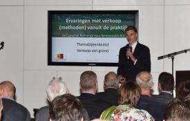 Thumbnail voor Themamiddag Verkoop Grond provincie Zuid-Holland