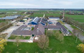 Thumbnail voor Te koop: Voormalig praktijkschool Oenkerk (Oentsjerk)