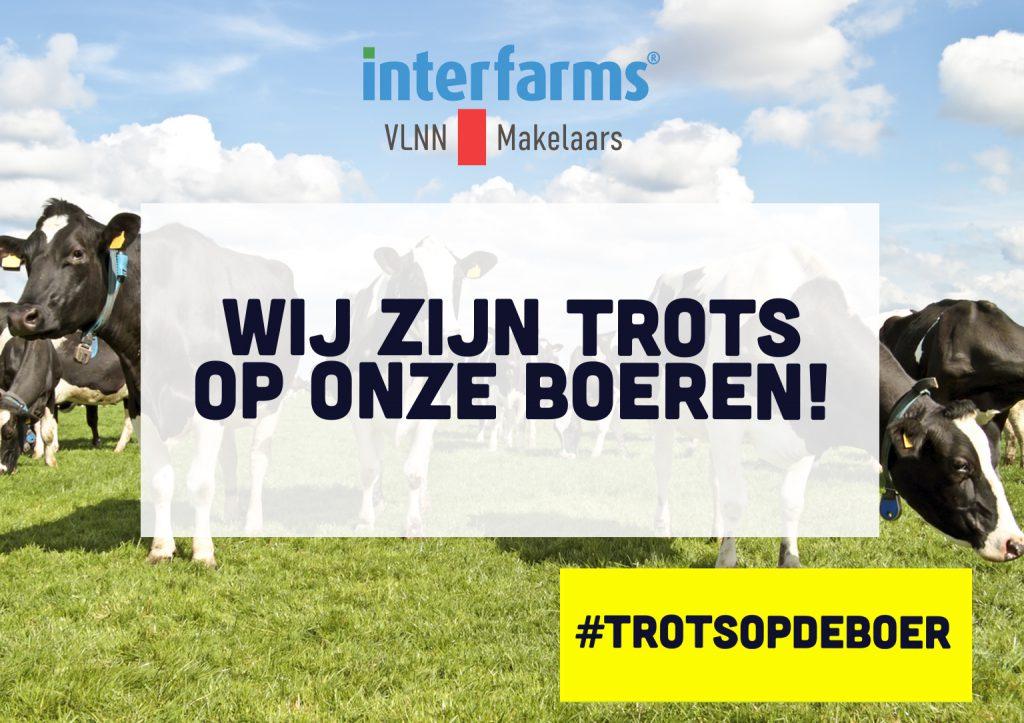 Afbeelding voor #trotsopdeboer – Wij zijn trots op onze boeren … en niet alleen vandaag!!